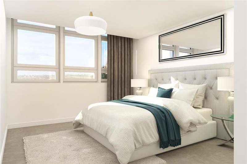 1 Bedroom Apartment Flat for sale in Arodene House, Perth Road, Gants Hill, Ilford, Essex