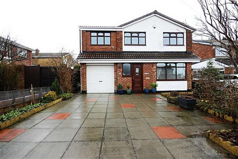 4 Bedrooms Detached House for sale in Whalton Court, South Shields, Tyne And Wear