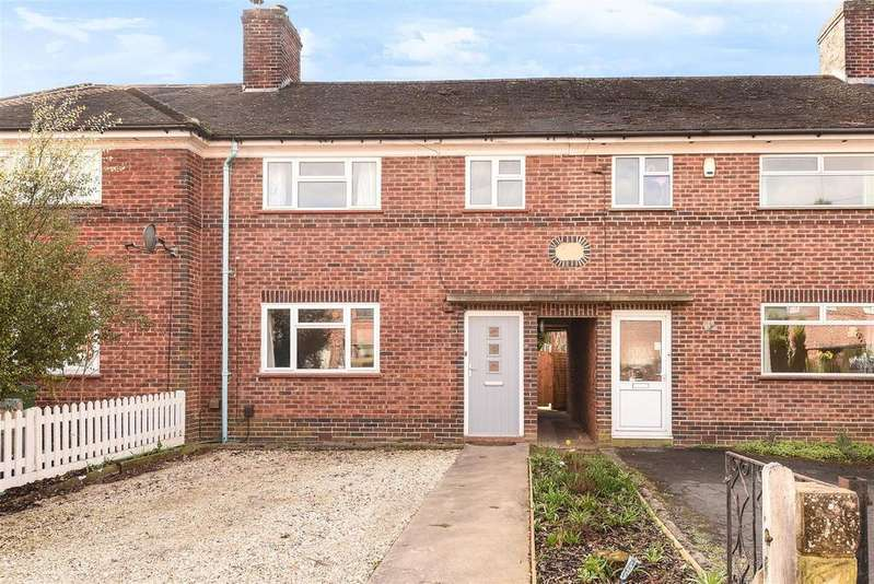 3 Bedrooms Terraced House for sale in Jackson Road, North Oxford