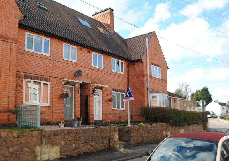4 Bedrooms Town House for sale in Anthony Street, Rothley, Leicester
