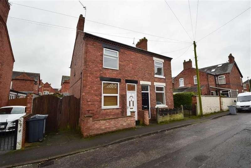 2 Bedrooms Semi Detached House for sale in Beech Street