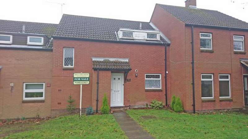2 Bedrooms House for sale in 13 Voce Court, Worksop