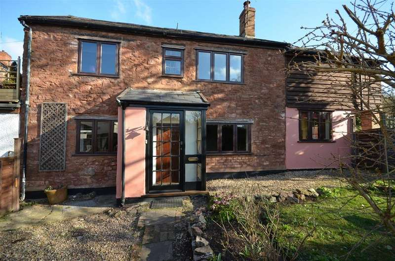 2 Bedrooms Semi Detached House for sale in Mount Street, Bishops Lydeard, Taunton
