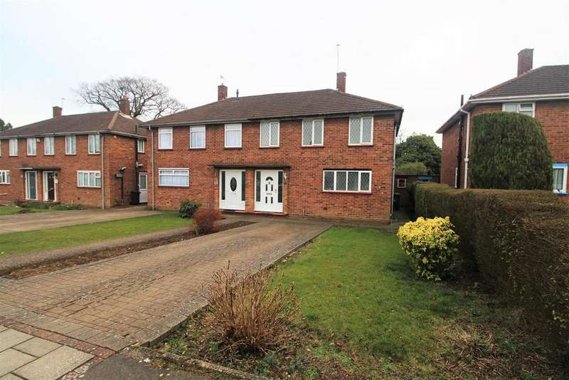 3 Bedrooms Semi Detached House for sale in Kings Drive, Edgware