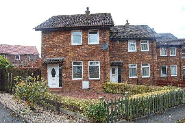 2 Bedrooms End Of Terrace House for rent in 25 Gavin Hamilton Court, Ayr, South Ayrshire, KA7