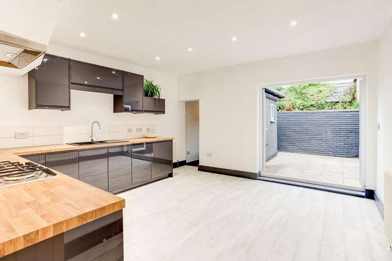 3 Bedrooms End Of Terrace House for sale in Brighton, East Sussex