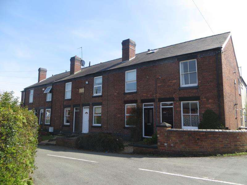 3 Bedrooms Cottage House for rent in Holly Hill, Cheslyn Hay, WS6 7AP