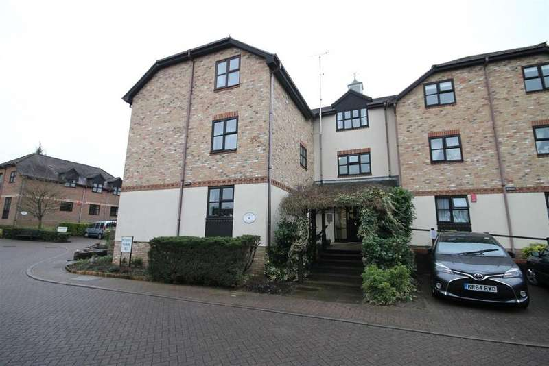 2 Bedrooms Retirement Property for sale in Watling Street, Radlett
