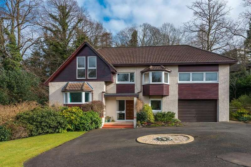 4 Bedrooms Detached House for sale in Peggy's Mill Road, Edinburgh, Midlothian