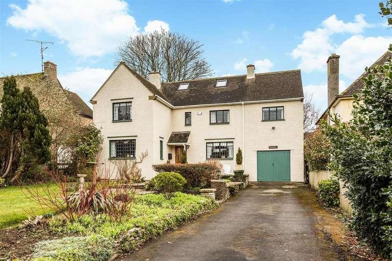 4 Bedrooms Detached House for sale in Foxmoor Lane, Ebley, Stroud