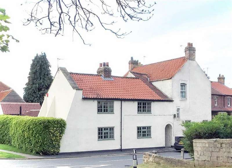 5 Bedrooms Cottage House for sale in St Johns Road, Bishop Monkton, North Yorkshire