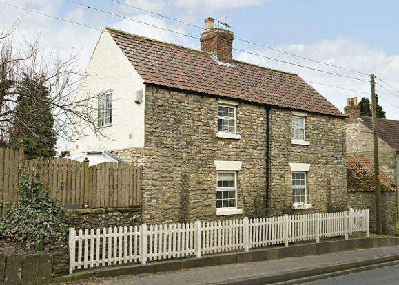 4 Bedrooms Cottage House for sale in Jasmyne Cottage, Wharram, Malton, YO17 9TL