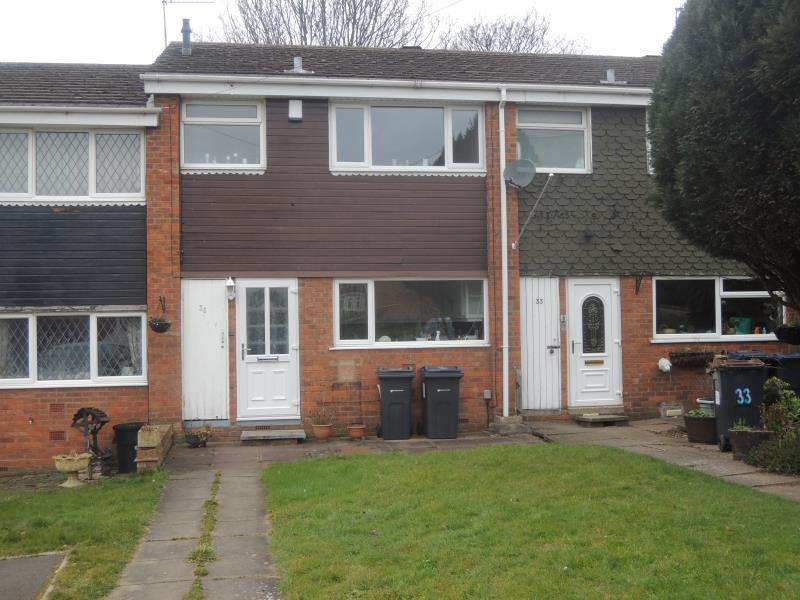 3 Bedrooms Terraced House for rent in Blossom Hill, Erdington B24 9DN