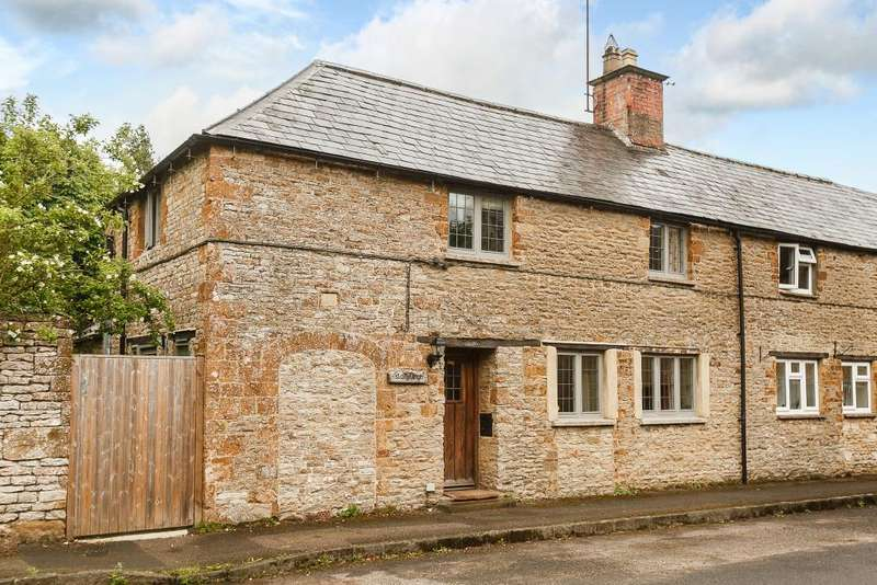 2 Bedrooms Cottage House for sale in Sandford St Martin, Oxfordshire, OX7