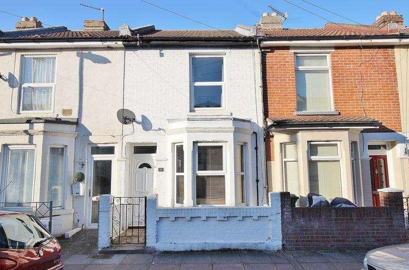 2 Bedrooms Terraced House for sale in Westfield Road, Southsea