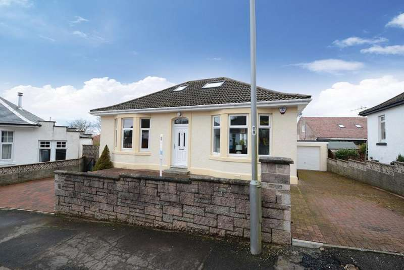3 Bedrooms Detached House for sale in 29 Bankhouse Avenue, Largs, KA30 9DF