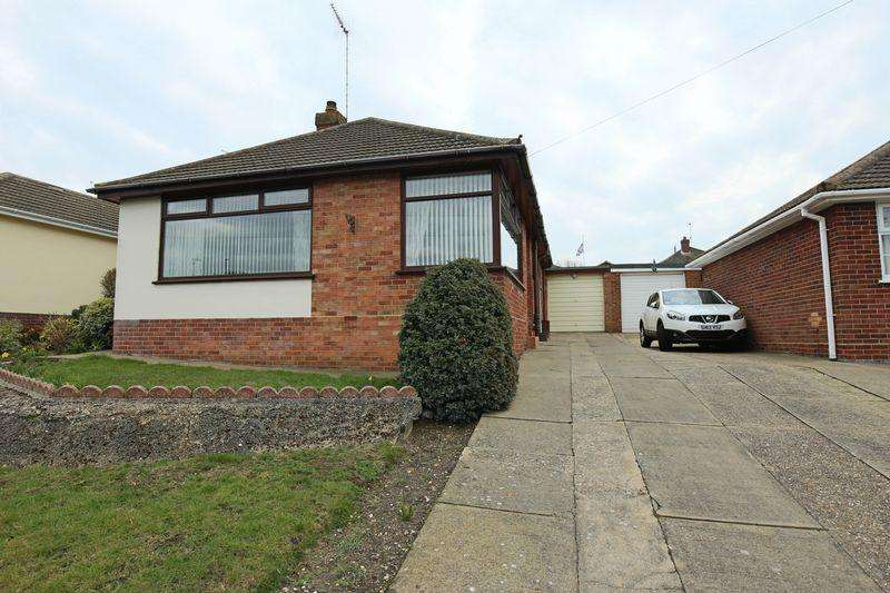 2 Bedrooms Detached Bungalow for sale in Orford Drive, Lowestoft