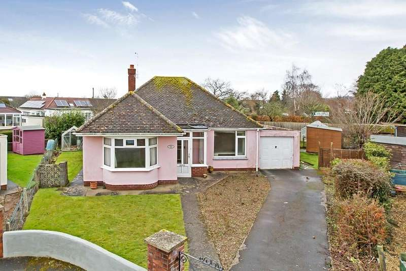2 Bedrooms Detached Bungalow for sale in Princess Road, Kingsteignton
