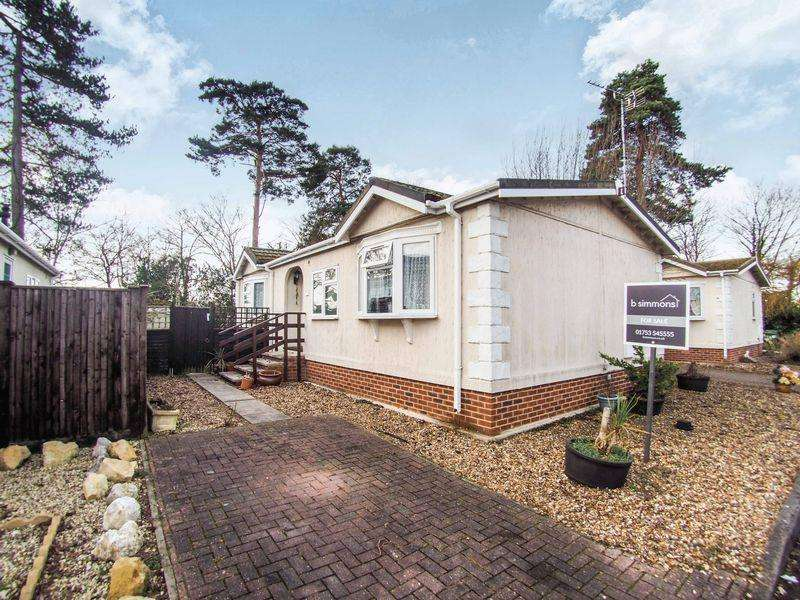 2 Bedrooms Park Home Mobile Home for sale in Orchards Residential Park, Langley