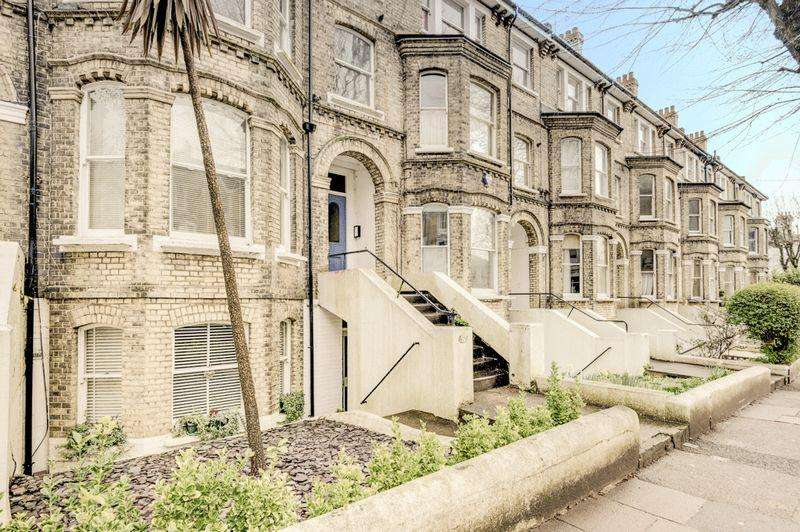 2 Bedrooms Apartment Flat for sale in Denmark Villas, Hove
