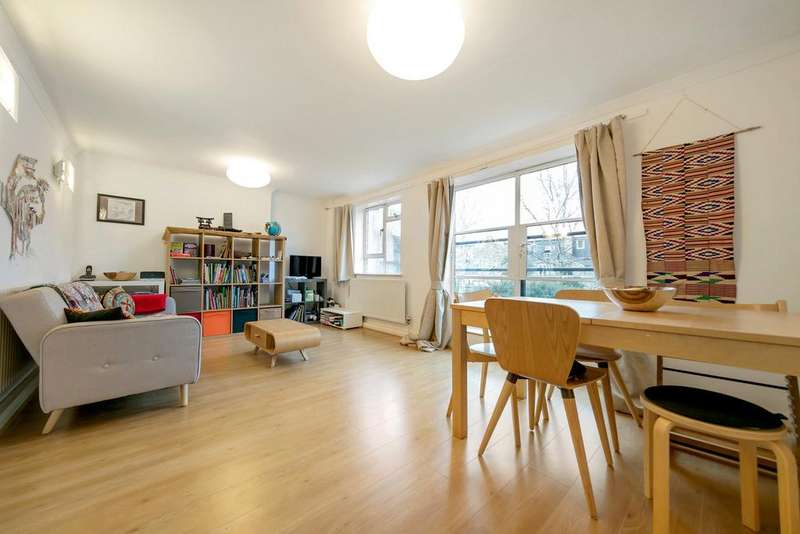 3 Bedrooms Flat for sale in Haverhill Road, SW12