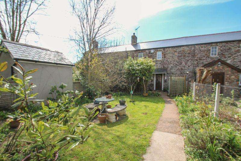 2 Bedrooms Terraced House for rent in Chennestone Cottage, Chenson, Chawleigh