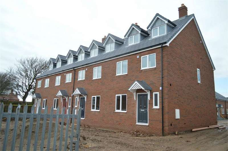 3 Bedrooms Town House for sale in Esplanade, Hornsea