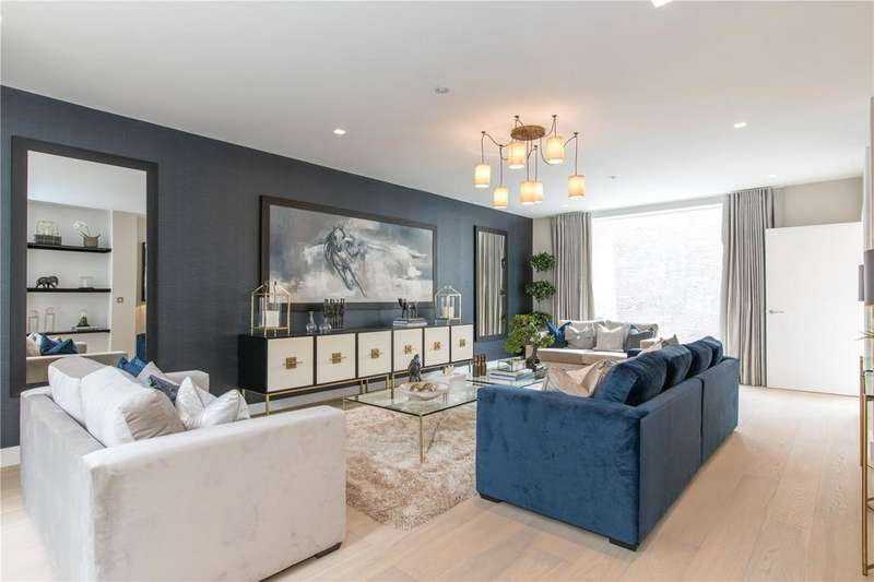 4 Bedrooms Semi Detached House for sale in Woodside Square, Muswell Hill, London, N10