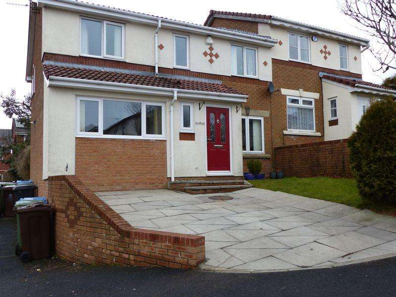 4 Bedrooms Semi Detached House for sale in Leywell Drive, Oldham