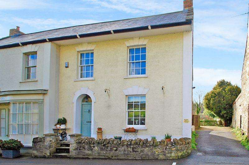 3 Bedrooms Semi Detached House for sale in Church Street, Wedmore