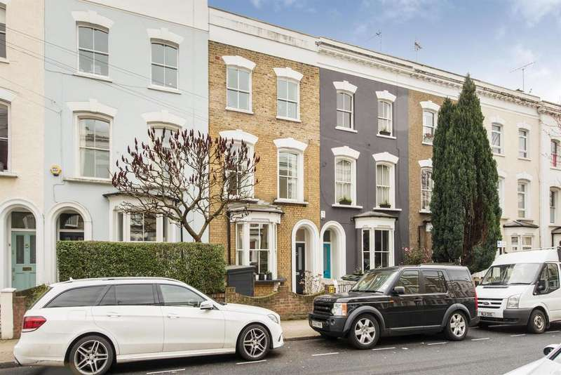 4 Bedrooms Terraced House for sale in Walford Road, London, N16
