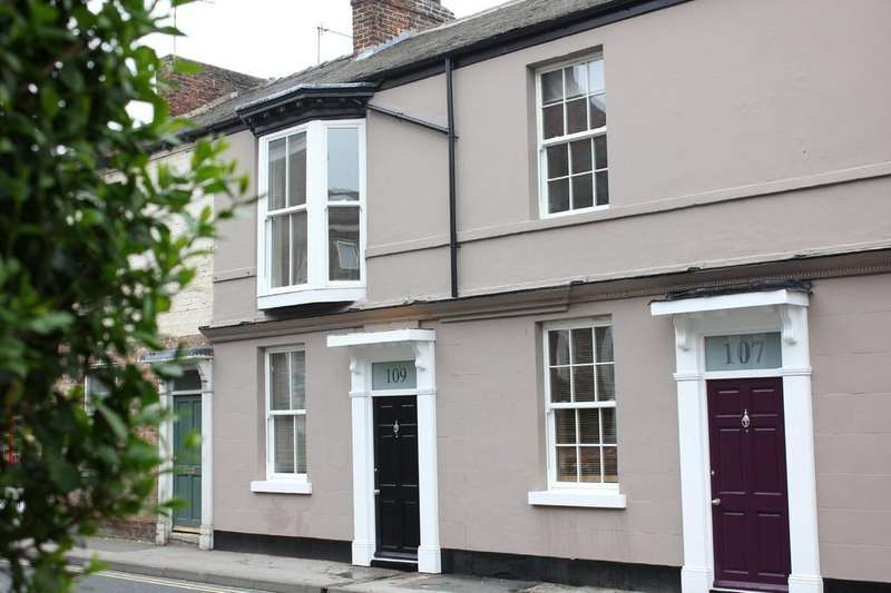 3 Bedrooms Terraced House for sale in 109 Nunnery Lane, York, YO23 1AH