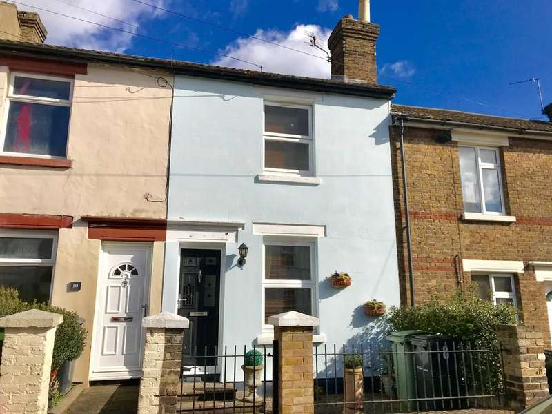 2 Bedrooms Terraced House for sale in Dover Street, Maidstone