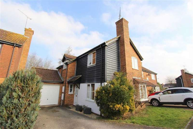 3 Bedrooms Detached House for rent in Nevis Close, Swindon, Wiltshire