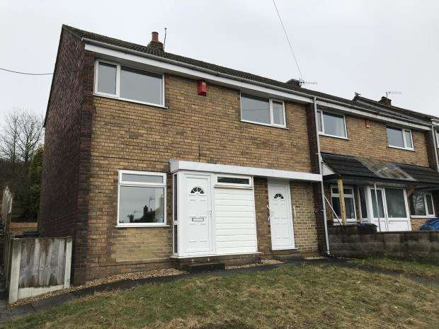 3 Bedrooms End Of Terrace House for rent in Keene Close, Norton le Moors