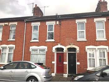 2 Bedrooms Terraced House for rent in Stanley Road, Northampton , NN5 5EH