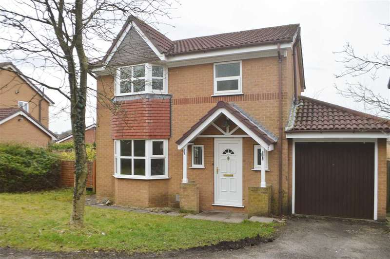 3 Bedrooms Detached House for rent in Elder Close, Whittle Le Woods, Chorley