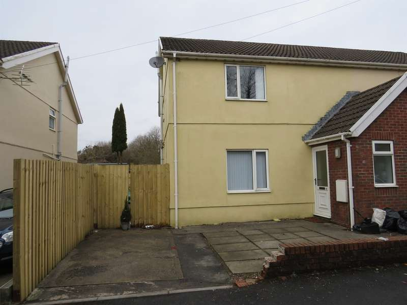3 Bedrooms Semi Detached House for sale in Pantyblodau Road, Blaenau, Ammanford