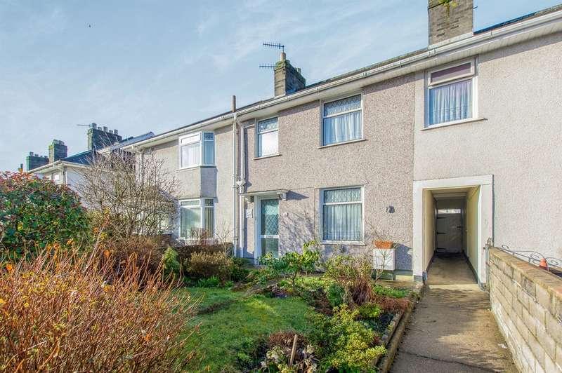 3 Bedrooms Terraced House for sale in Manselton Road, Manselton, Swansea