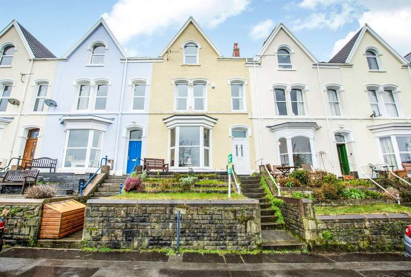 5 Bedrooms Terraced House for sale in Cwmdonkin Terrace, Uplands, Swansea