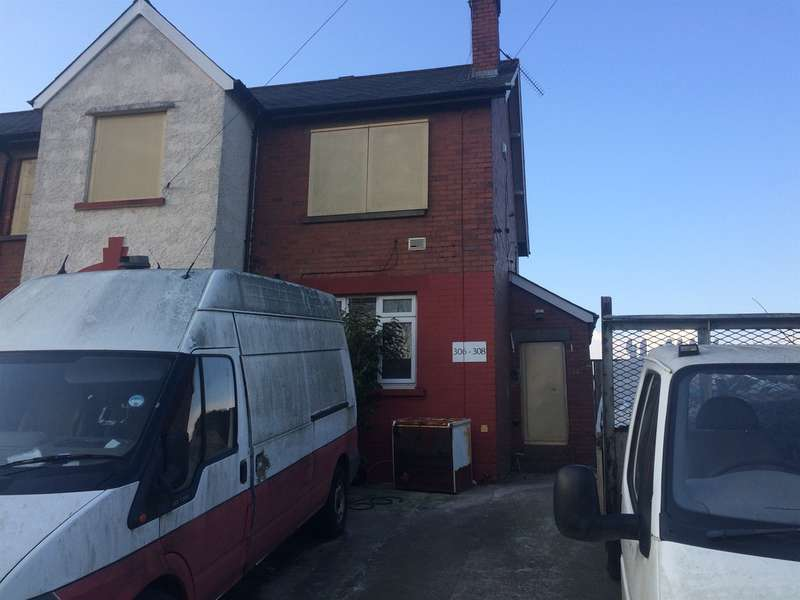 2 Bedrooms Flat for sale in Grand Avenue, Cardiff