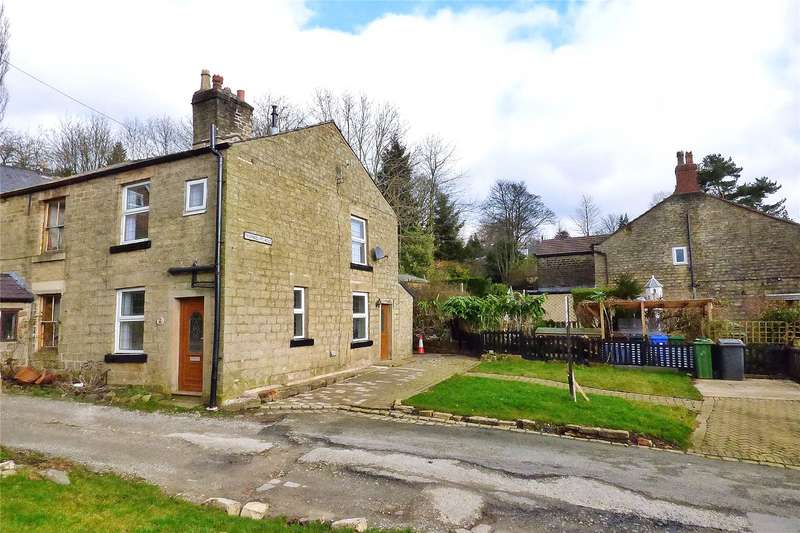 2 Bedrooms Semi Detached House for sale in Thorncliff Wood, Hollingworth, Hyde, Greater Manchester, SK14