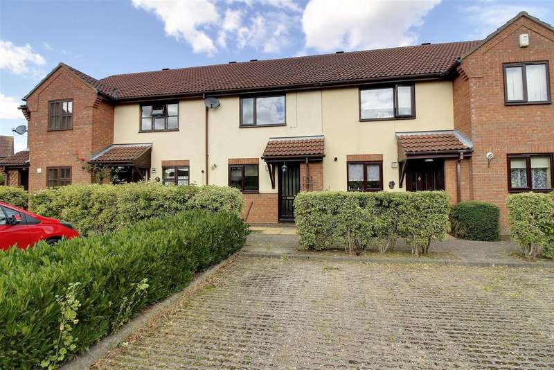 2 Bedrooms Terraced House for sale in Grevel Close, Spalding