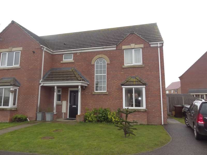 3 Bedrooms Detached House for sale in Hornbeam Close, Ruskington