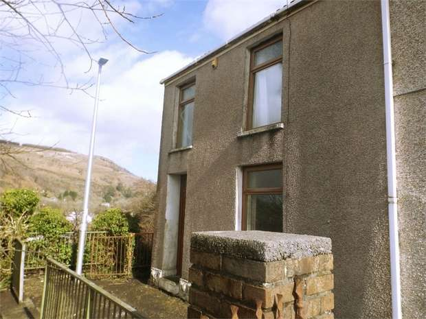 3 Bedrooms End Of Terrace House for sale in Saron Cottages, Port Talbot, West Glamorgan