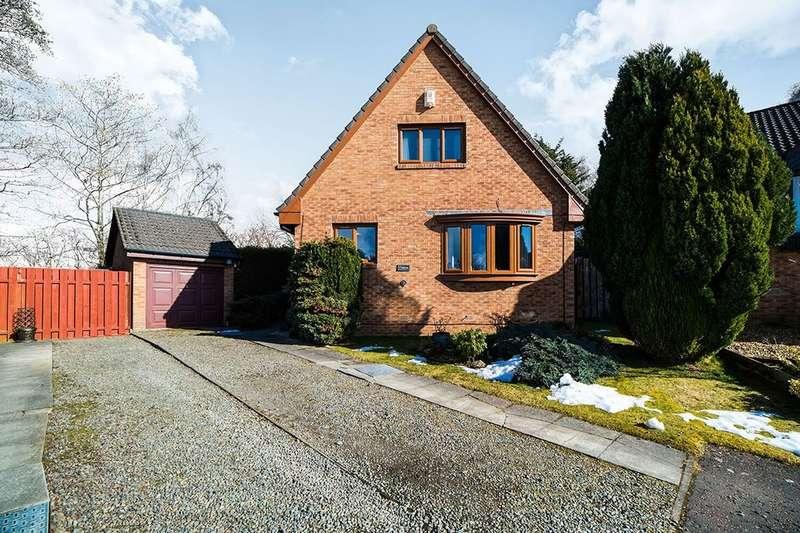 3 Bedrooms Detached House for sale in Mclean Walk, Newtongrange, Dalkeith, EH22