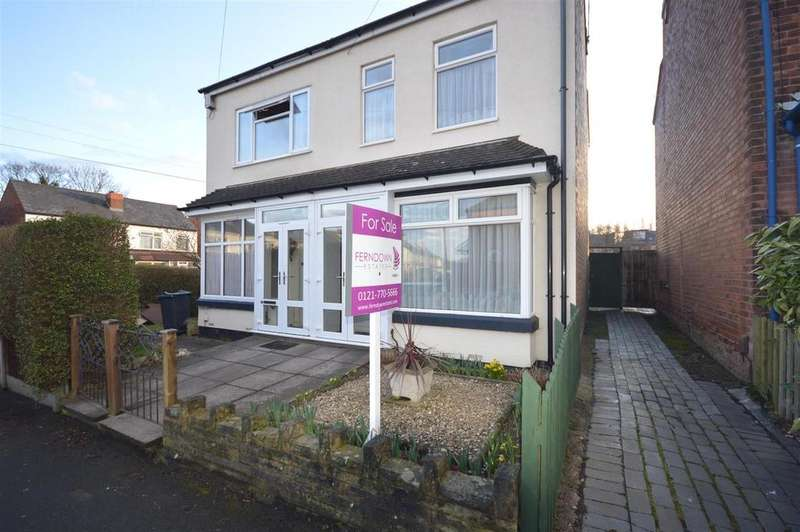 3 Bedrooms Semi Detached House for sale in Gristhorpe Road, Birmingham