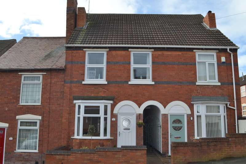 3 Bedrooms Terraced House for sale in Bird Street, Lower Gornal, DY3