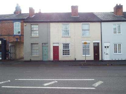 2 Bedrooms Terraced House for sale in Merridale Road, Merridale, Wolverhampton, West Midlands