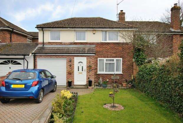 3 Bedrooms Semi Detached House for sale in Burghfield Road, West Reading,